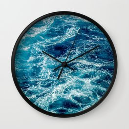 Tough Times Are Temporary Wall Clock