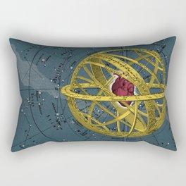 Heartcentrical sistem Rectangular Pillow