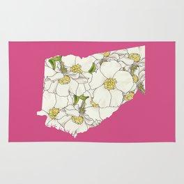 Georgia in Flowers Rug