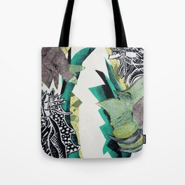 Tropic Tingles Tote Bag
