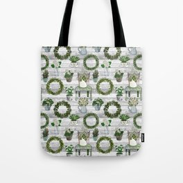 Farmhouse Botanicals Tote Bag