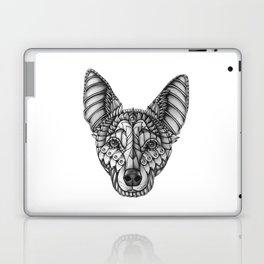 Ornate Australian Kelpie Laptop & iPad Skin