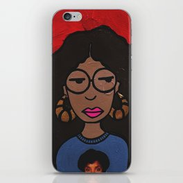 Bad & Boujee Daria iPhone Skin