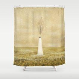 daymares & stillscapes Shower Curtain