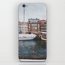 Copenhagen iPhone Skin