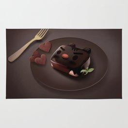Chocolate Brownie Rug