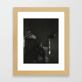 Trinkets Framed Art Print