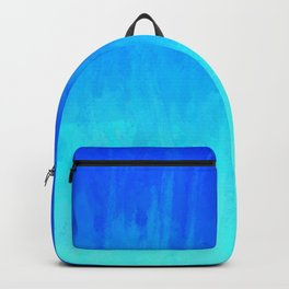 Icy Blue Blast Backpack