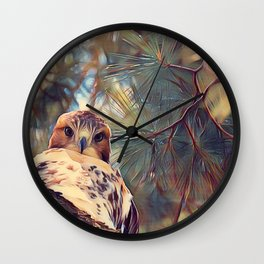 He's Just A Baby Wall Clock