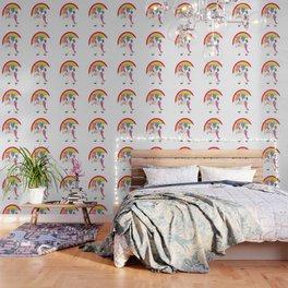 unicorns are born in June Wallpaper