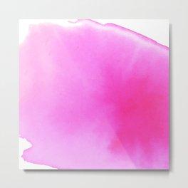 Rosé Vibes Metal Print