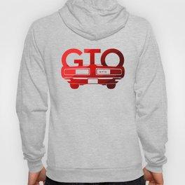 Pontiac GTO - classic red - Hoody