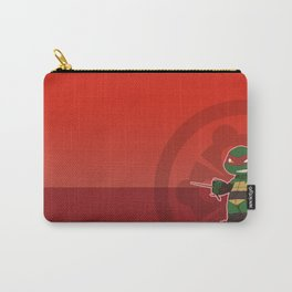 TMNT Chibi Raph 2 Carry-All Pouch