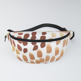Colorful City Dots Fanny Pack