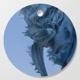 Sacred Blue Cutting Board