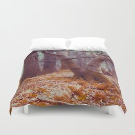 In love with.... Duvet Cover