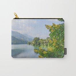 PHEWA LAKE POKHARA NEPAL  Carry-All Pouch