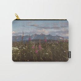 Mountain vibes - Landscape and Nature Photography Carry-All Pouch