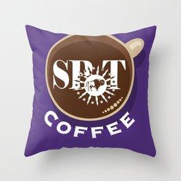 SPOT BFLO Throw Pillow