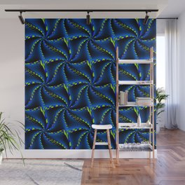 Synchronized Swimming... Wall Mural