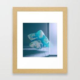 Fingerprints Framed Art Print