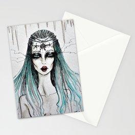 Ice Nymph I Stationery Cards