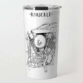 Knuckle Travel Mug