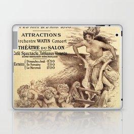 Expo Commerce Paris 1893 Laptop & iPad Skin