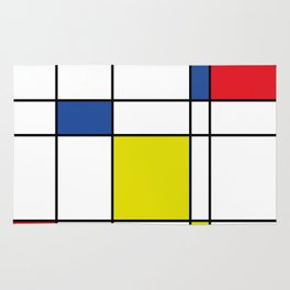 Mondrian 1 Rug
