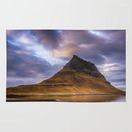 Church Mountain Iceland Rug