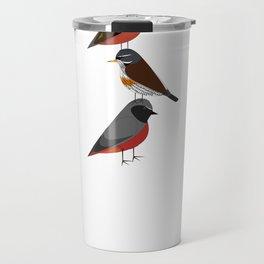 Bird Tower Travel Mug