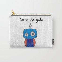 Domo Arigato Mr. Roboto Carry-All Pouch