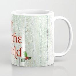 Joy & Holly Coffee Mug