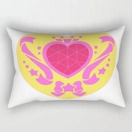 Chibi Moon Crystal Compact Rectangular Pillow