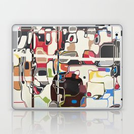 Psychofluidic Mechanisms Laptop & iPad Skin