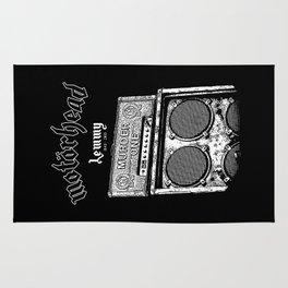 LEMMY's - Motor Head - Murder one - 1976 Marshall Super Bass Head Rug