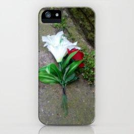 Paper Flower iPhone Case