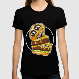 Fast Food FRENZY - Cheezy Jack T-shirt