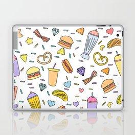 Fast food & Shakes Laptop & iPad Skin