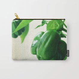 Peppers food green Carry-All Pouch