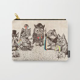 Strange Animals Carry-All Pouch