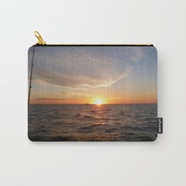 This is the life - Setting Sun , Hervey Bay Qld Carry-All Pouch
