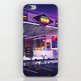 VHS Video Store iPhone Skin