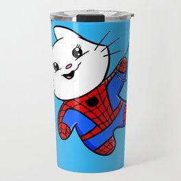Spiderkitty! Travel Mug