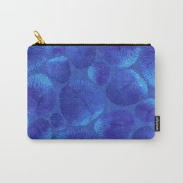 Blue corals and polyps Carry-All Pouch