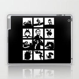 Tribute to Miyazaki Laptop & iPad Skin
