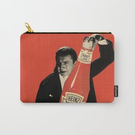 Vegetarian Vampire Carry-All Pouch