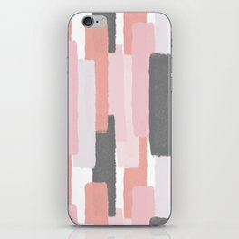 Rising #society6 #abstractart iPhone Skin