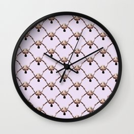 NudeTexture S01S15 Wall Clock