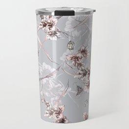 Crystalized Florals Travel Mug